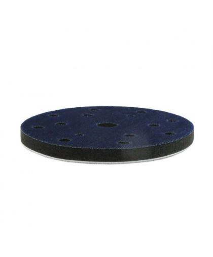 Мягкая подложка для абразивных кругов d-150мм, 15 отв., 10 мм.