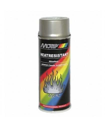 MOTIP Лак термостойкий бесцветный 0,4л