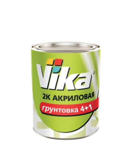 VIKA Вика Грунт 2К акриловый 4+1 HS