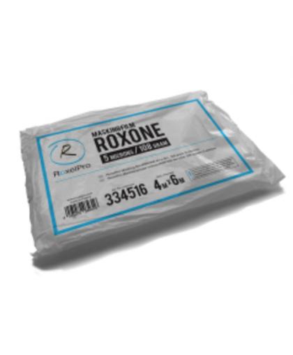 RoxelPro Маскирующая плёнка ROXONE 4м х 5м, 90г, 5 микрон, инд.упаковка