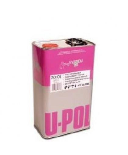 U-Pol S2001 Обезжириватель-антисиликон, быстрый, 5 л