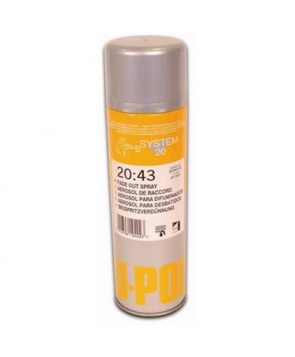 U-Pol S2043 Растворитель переходов Fade Out Spray, 500 мл аэрозоль