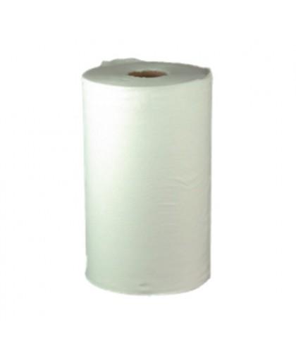 CARFIT Салфетки полировальные нетканные, белые в рулоне 400 шт