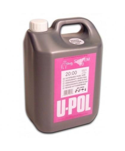 U-Pol S2000 Обезжириватель-антисиликон на водной основе, 5 л