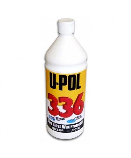 U-Pol Воск для защиты блеска Ultra Gloss Wax Protector, 1 л