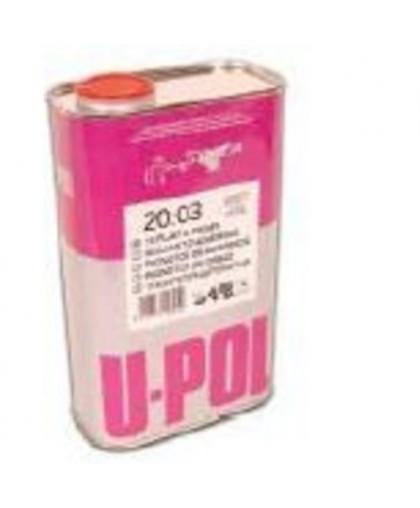 U-Pol S2003 1K Грунт адгезионный для пластика, 1 л