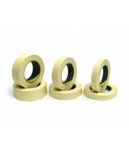 3М 2328, Малярные ленты для оклейки, Стандартные (70 градусов), 18мм x 50м