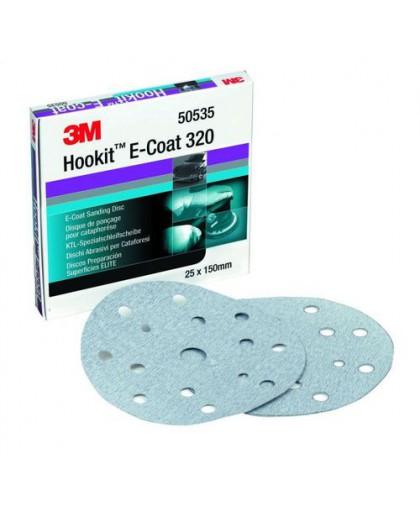 3М Круг Hookit для матирования транспортировочного грунта (упаковка 25 шт.)
