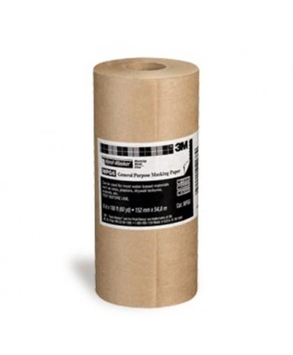 3М Маскирующая бумага экономичная, 1150 мм X 400м