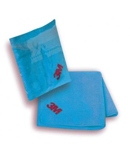 3М Мягкая салфетка голубая